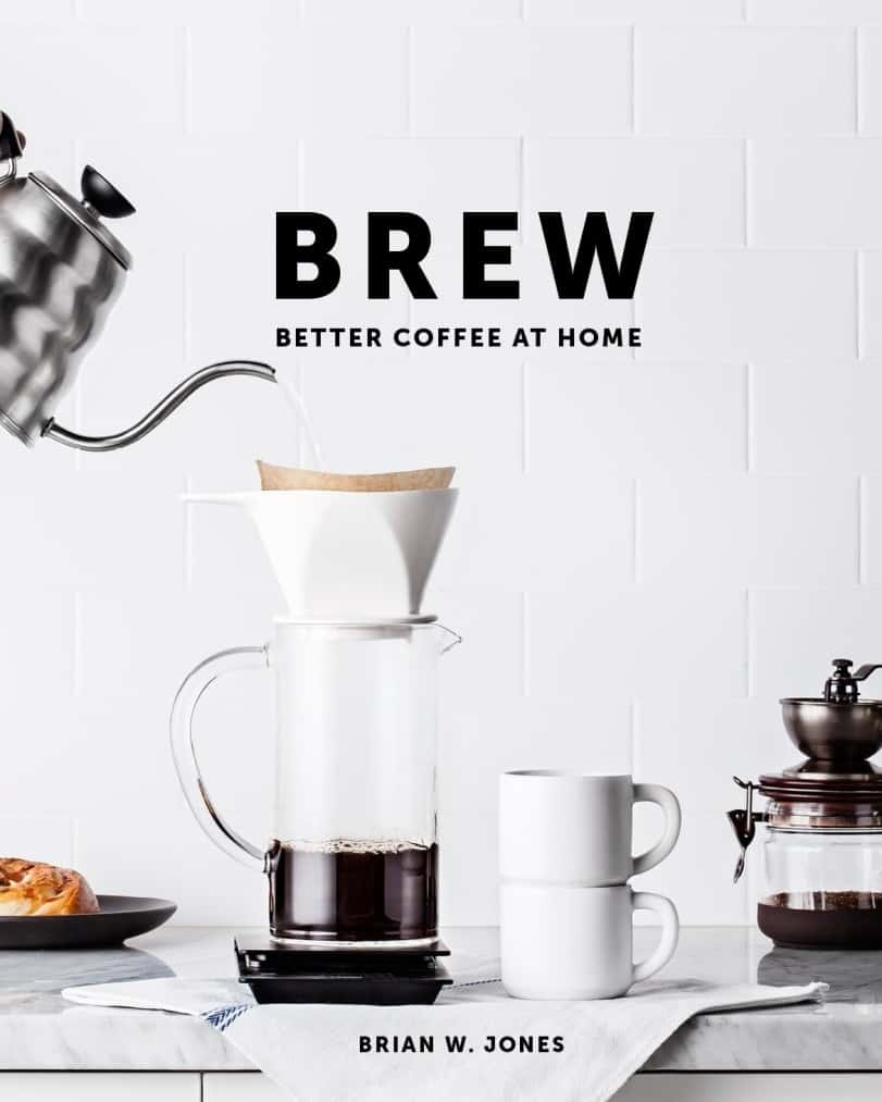 gifts for coffee lovers table book