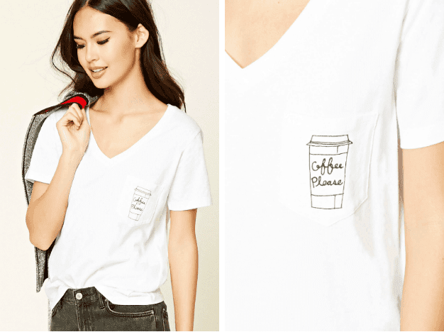 gifts for coffee lovers tee
