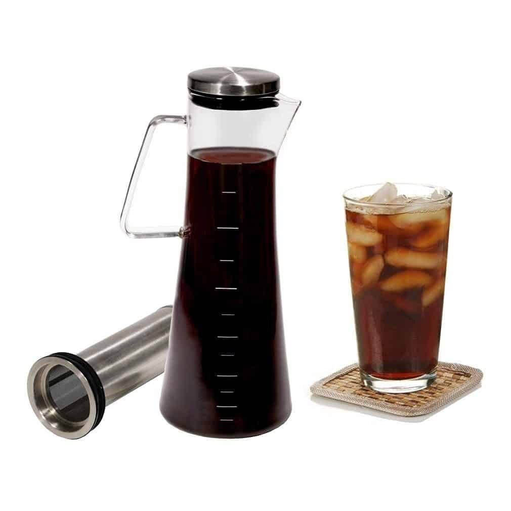 gifts for coffee lovers cold brew coffee maker