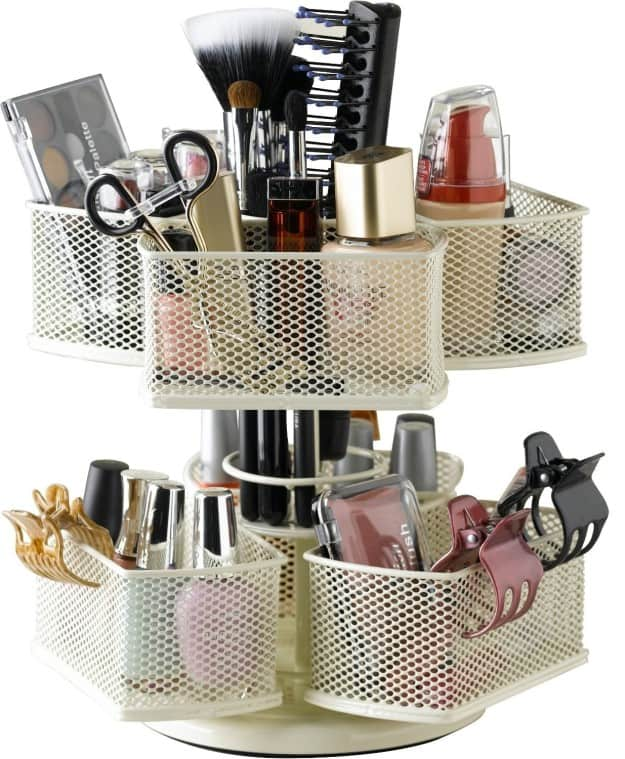 organization products for sale cosmetic carousel