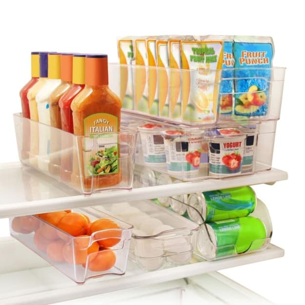 organization products for sale fridge organizers