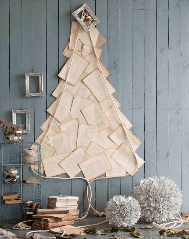 DIY Christmas tree 31