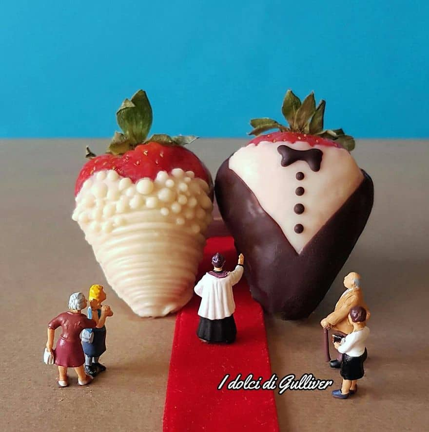 food art wedding-1