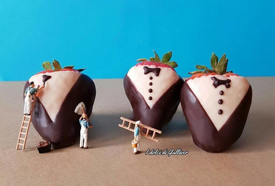 food art wedding-2