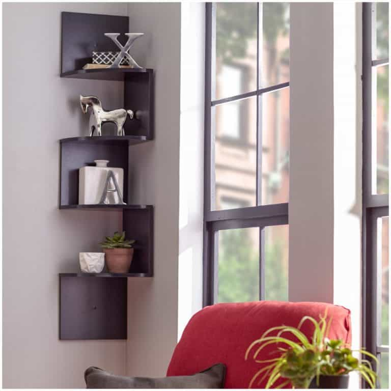 17 Clever Corner Shelving Ideas | DIY Cozy Home