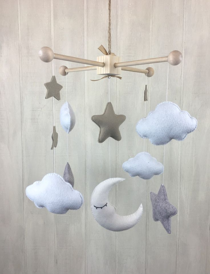 16 Crafty DIY Mobiles That Will Look Great In Any Room ...