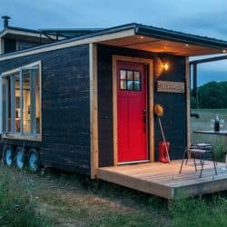 This Incredible Tiny Home Features a Working Drawbridge