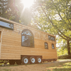 The 'Old World Vermont' Tiny Home By Perch and Nest Is Truly Impressive