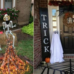 27 Homemade Halloween Decorations To Try This Year